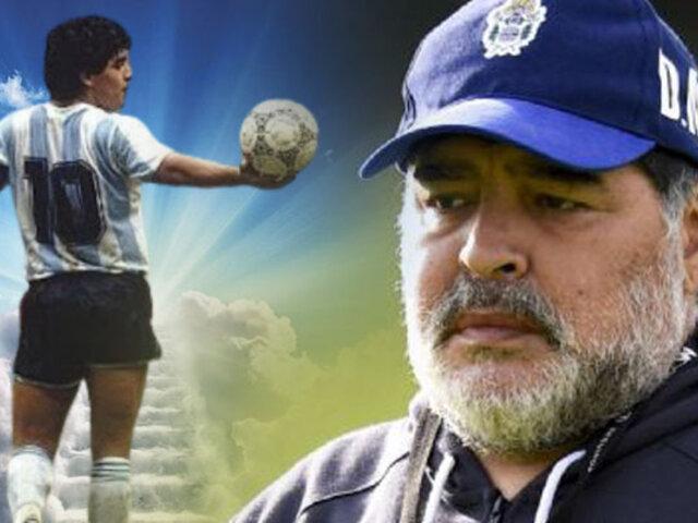 Se reanudan investigaciones por la muerte de Maradona