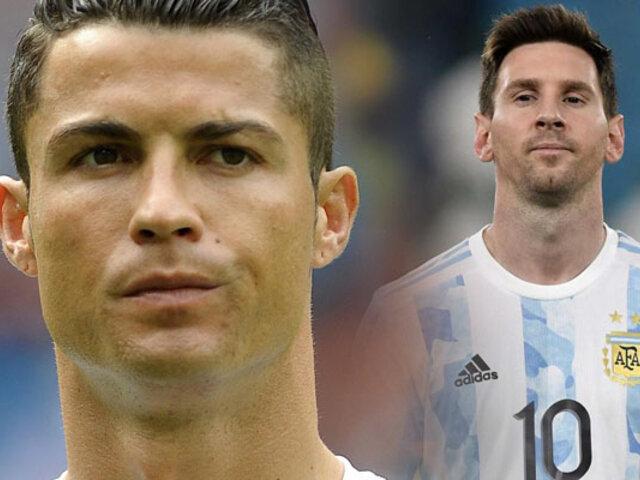 """CR7 sobre Messi: """"Puede que sea mejor, pero yo soy más guapo"""""""