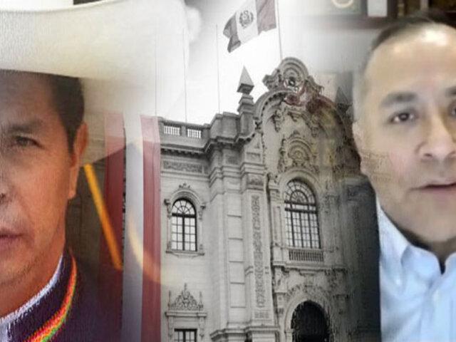 """Carlos Caro: """"No pueden existir asesorías en secreto y bajo la sombra"""""""