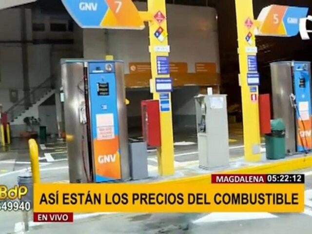 Magdalena: así están los precios de los combustibles hoy lunes 2 de agosto