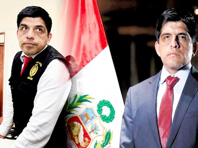 Tras inicio de investigación en su contra: ministro Juan Carrasco renunció a la Fiscalía