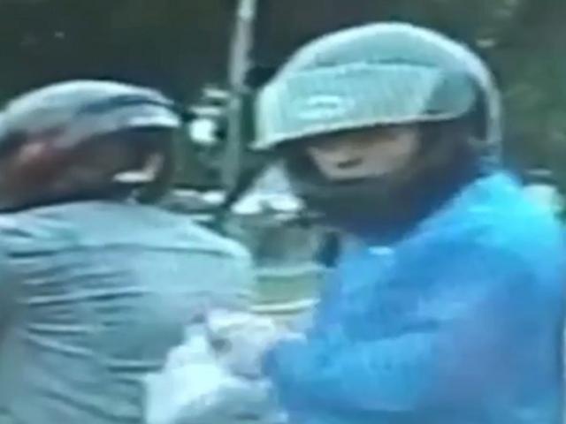 Jesús María: motociclistas armados intentaron robar camioneta que transitaba en la vía pública