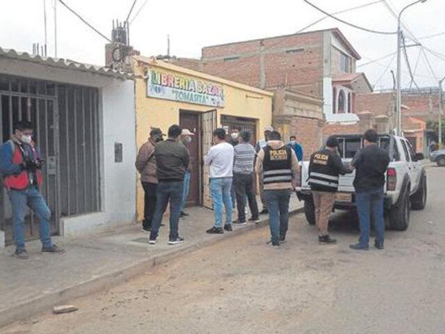 Feminicidio en La Libertad: mujer fue asesinada de varias puñaladas por su pareja
