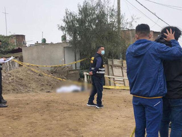 Balacera entre miembros de construcción civil deja dos muertos y un herido en Ventanilla