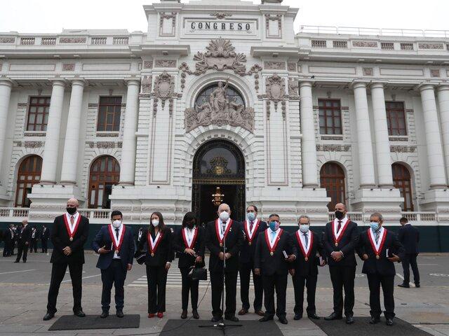 Renovación Popular solicitó la renuncia de cinco ministros como condición para dialogar con la PCM
