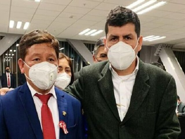 Braulio Grajeda: Nuevo Viceministro de Gobernanza Territorial recaudó fondos para Cerrón