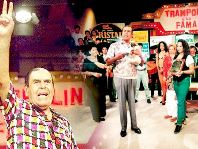 La rockola de Panamericana: los 30 años de Trampolín a la Fama y su ícono Augusto Ferrando