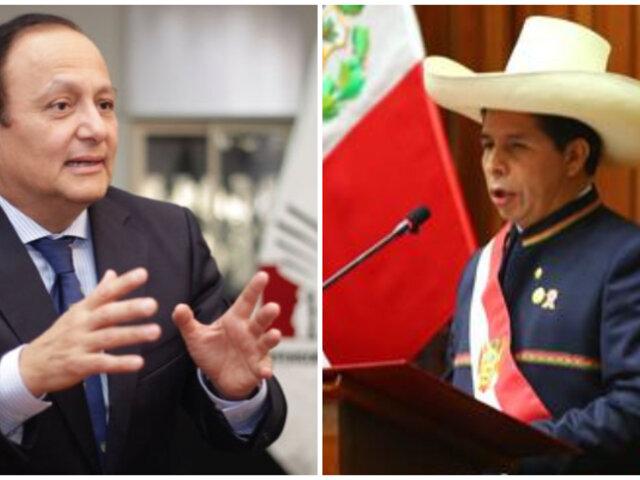 Gabinete Bellido: Defensoría del Pueblo pide a presidente Castillo reevalúe designaciones