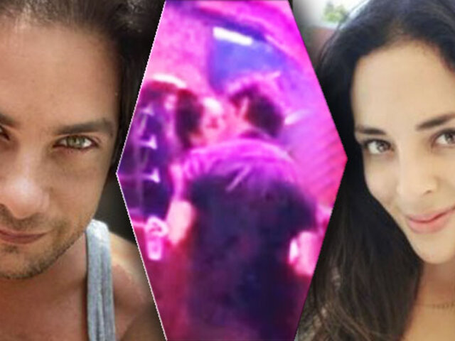 Las Picantitas del Espectáculo: ¿Andrea Luna y Andrés Wiese, romance en Miami?