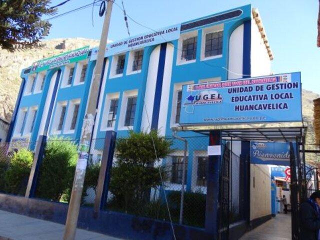 Huancavelica: Docentes de Ugel Tayacaja reciben sueldos de hasta 111 mil soles por error
