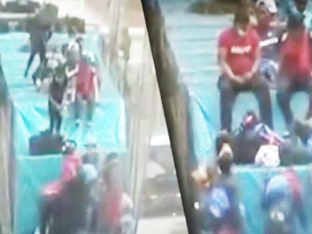 Tumbes: Detienen a extranjeros indocumentados viajando en tolva de camión