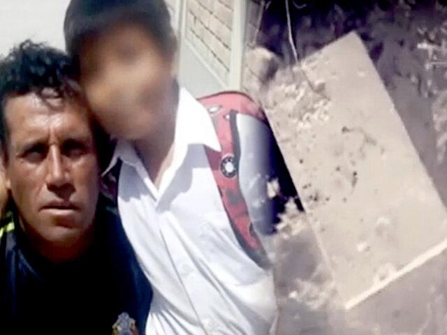 Ocho sujetos asesinan a golpes a un hombre en Trujillo