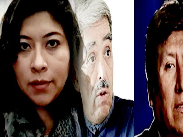 Descontento en Perú Libre por cuestionados nombramientos en ministerios del gobierno