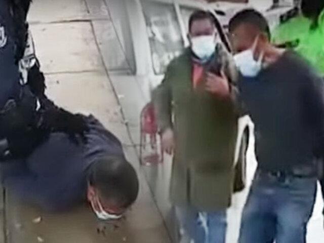 Capturan a ladrón de autopartes que se hacía pasar como trabajador de telefonía