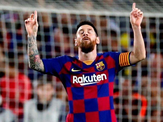 """Lionel Messi y su último mensaje en el Barcelona: """"Hice todo para seguir acá"""""""