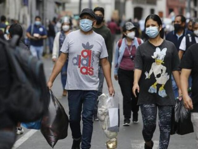 Minsa reporta 18 decesos y 590 nuevos contagios de covid-19 en las últimas 24 horas