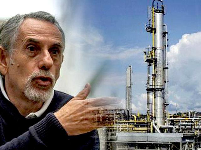 """Pedro Francke: """"Nacionalizar el gas de Camisea significa ponerlo al servicio de los peruanos, no estatizarlo"""""""