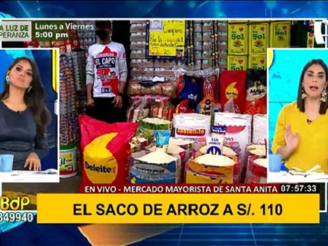 Mercado Mayorista Santa Anita: así están los precios de diversos productos