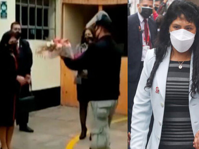 Chorrillos: primera dama, Lilia Paredes, visitó el penal anexo de mujeres, Santa Mónica