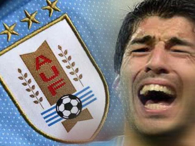 Uruguay perdería dos estrellas de su escudo por decisión de la FIFA