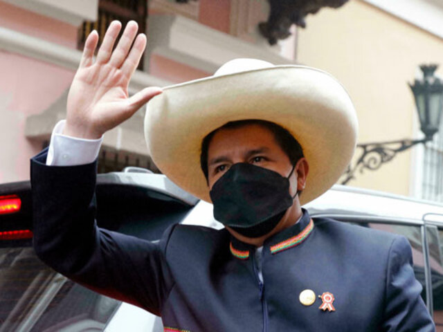 IPSOS: 50% de peruanos sienten preocupación del nuevo Gobierno de Castillo
