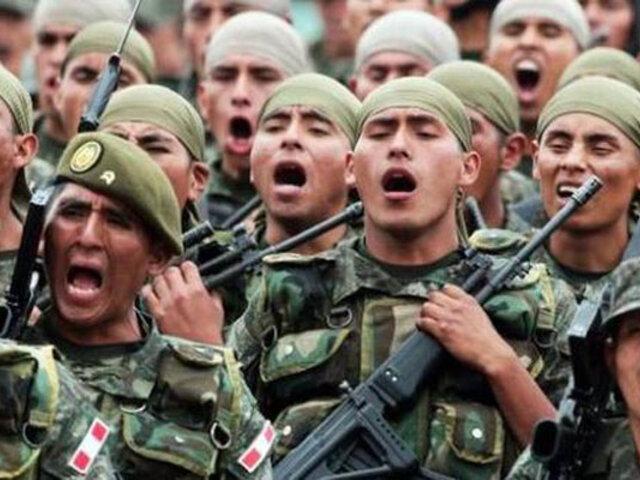 Ministro Walter Ayala: Gobierno implementará tres tipos de servicio militar