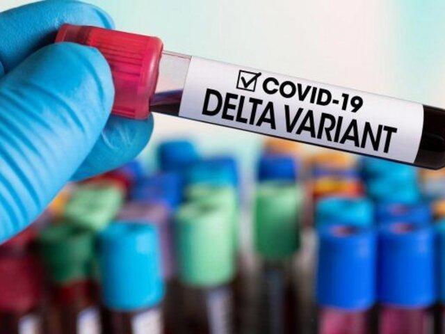 Minsa: confirma más de 360 casos de la variante Delta en Perú