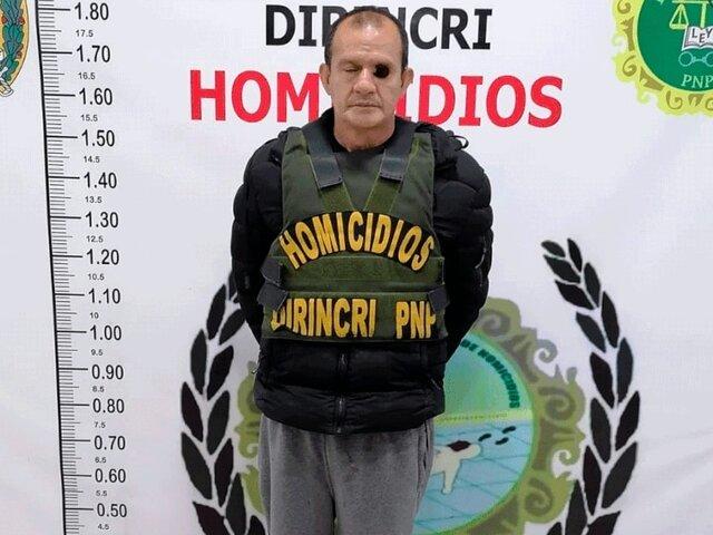 Cae sujeto que confesó haber matado a su esposa a cuchillazos en Puente Piedra