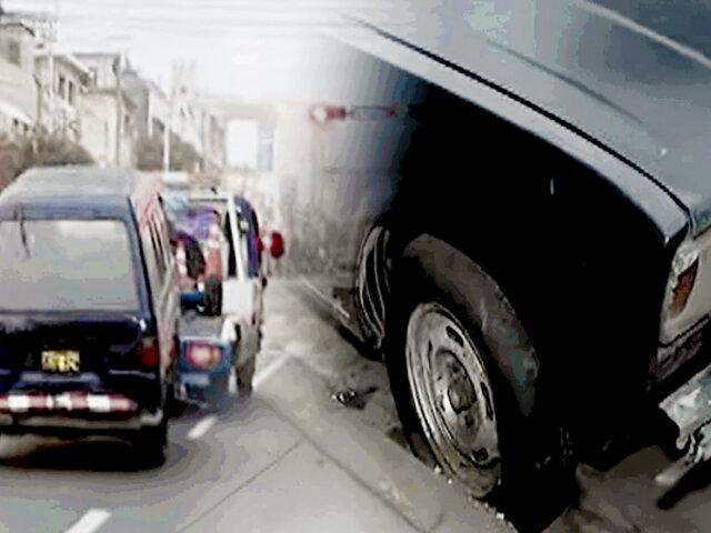"""""""La calle no es cochera"""": municipalidad de Jesús María retira vehículos estacionados en calles"""