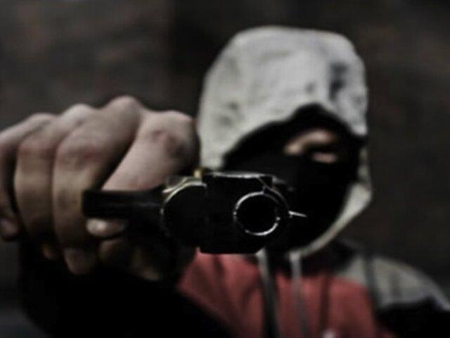 Trujillo: sicarios rompen puerta para ingresar a vivienda y matan de 14 disparos a propietario