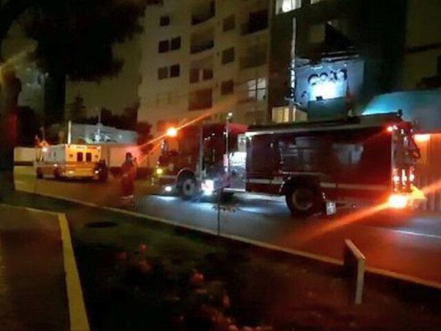 Jesús María: fuga de gas causó preocupación entre los vecinos de un edificio