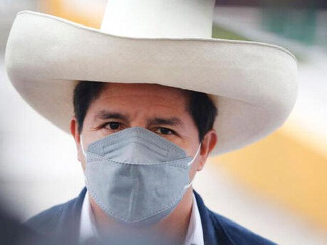 Pedro Castillo señaló que será respetuoso con libertad de empresas, tras mensaje de estatización