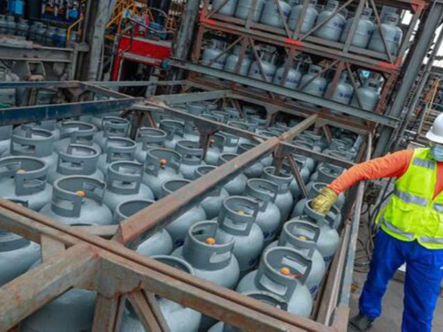Baja su precio: balones de gas doméstico desde S/ 38 en La Victoria