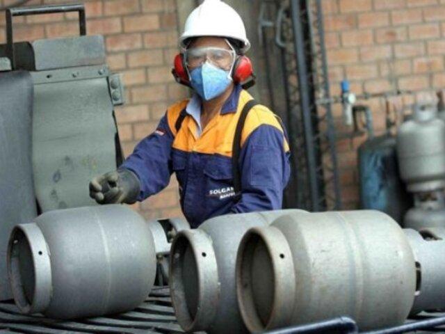 Piura: balón de gas doméstico baja hasta en S/ 12.50