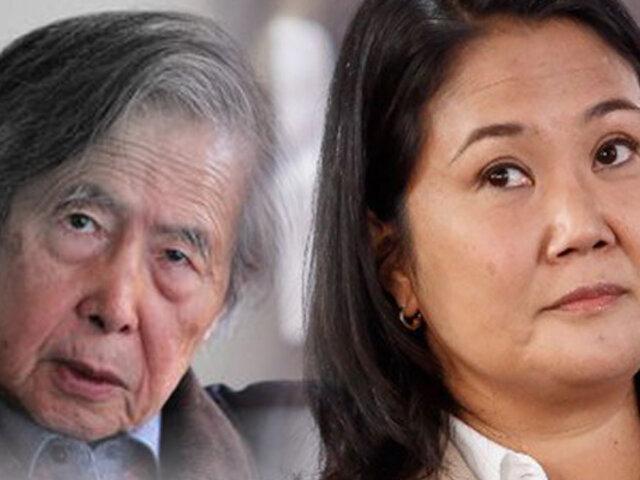 """Keiko Fujimori: """"Mover a mi padre sería simplemente un homicidio"""""""