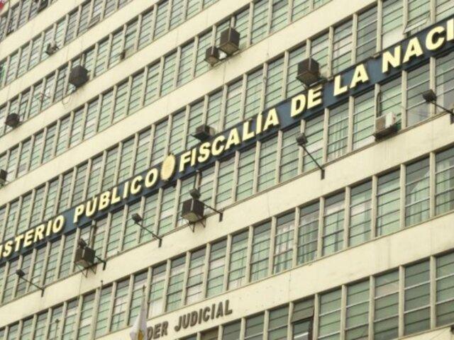 Caso Inti y Bryan: exministro del Interior declaró a Fiscalía por muerte de jóvenes en marcha