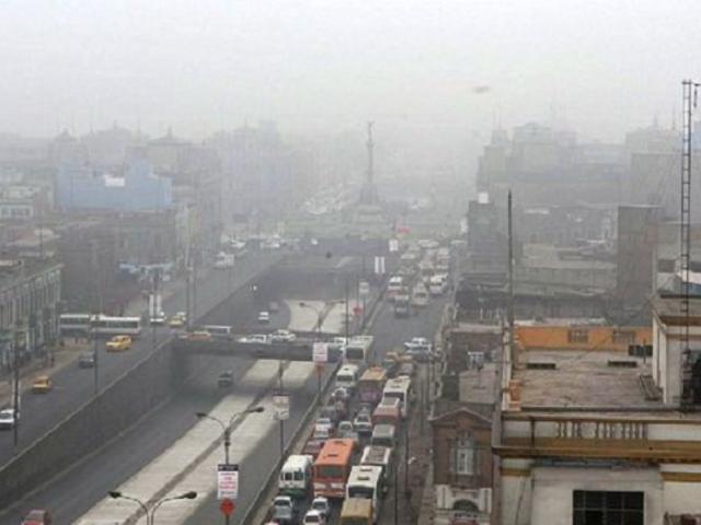 Senamhi: hoy se registrarán fuertes vientos en Lima y parte de la costa