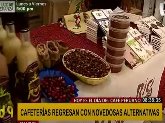 Día del café peruano: cafeterías regresan con novedosas y deliciosas alternativas