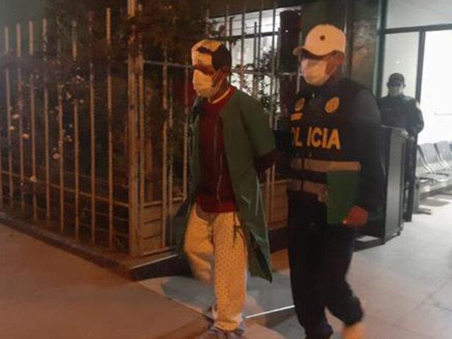 Huancavelica: indignados pobladores casi linchan a presunto violador y asesino de niña