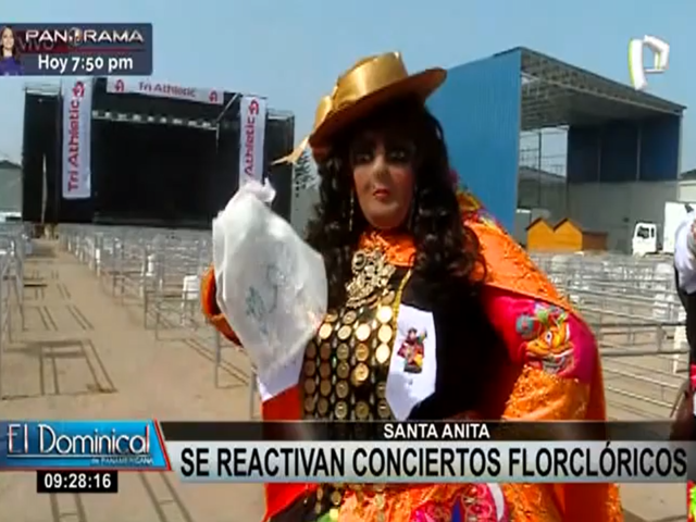 Santa Anita: Complejo Santa Rosa reabre sus puertas con cumbia, folclore y deliciosos potajes
