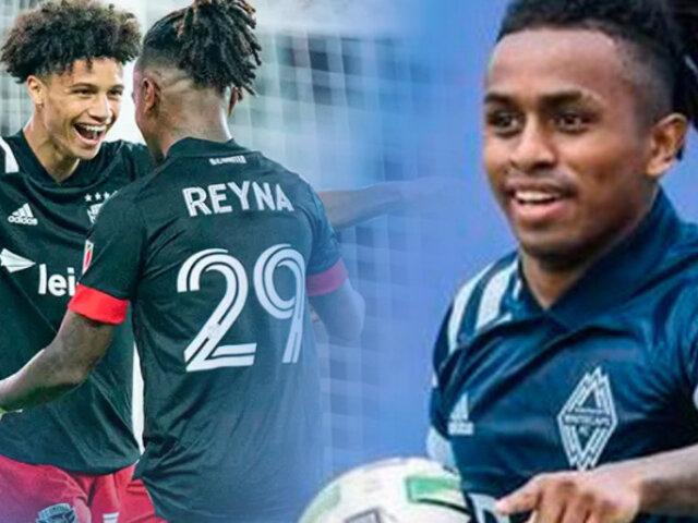 Con Gol de Yordy Reyna, DC United venció a Philadelphia Union en la MLS