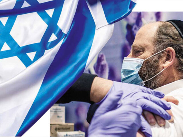 Covid-19: Israel registró récord de contagios por rápida propagación de la variante Delta