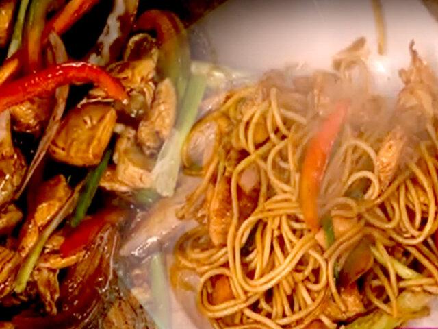 Cocina en D'Mañana: aprenda a preparar un delicioso tallarín saltado súper económico