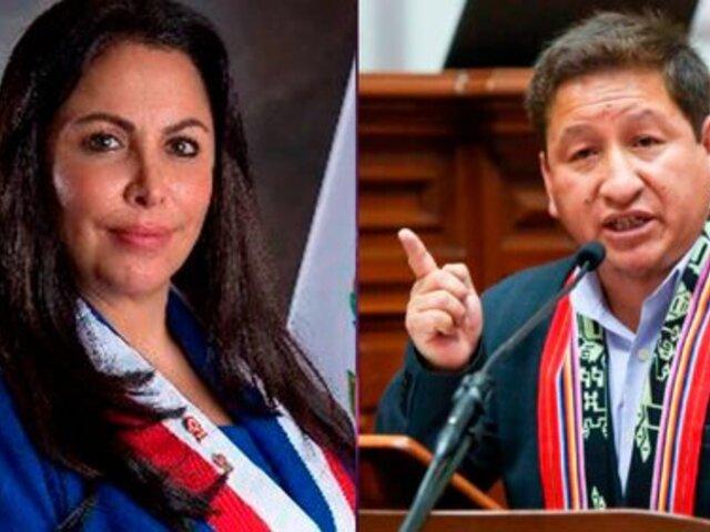 """Patricia Chirinos: """"Mantener a Bellido en el cargo es menospreciar a las mujeres"""""""