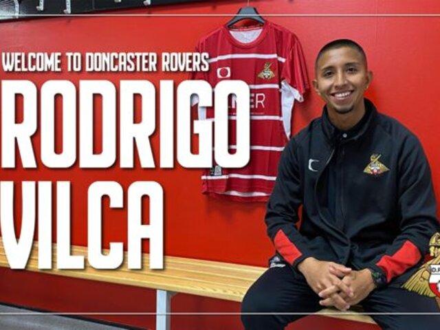Rodrigo Vilca: peruano jugará en el Doncaster Rovers tras ser cedido por Newcastle