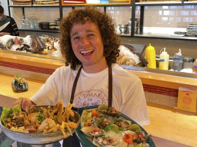 Luisito Comunica abre restaurante de comida peruana en Ciudad de México