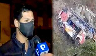 Tragedia en Matucana: familiares exigen a la Morgue que agilice devolución de cuerpos