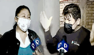 SJM: hermanos se enfrentan por supuesta carpintería instalada en tercer piso de vivienda