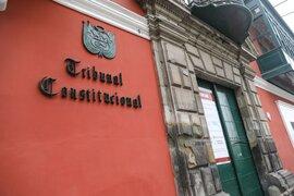 Gobierno retirará demanda ante el TC contra eliminación del régimen CAS