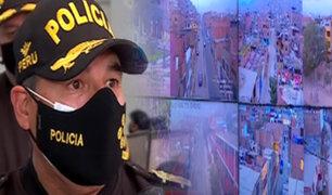 Comas combate a la delincuencia con nuevas cámaras de alta definición